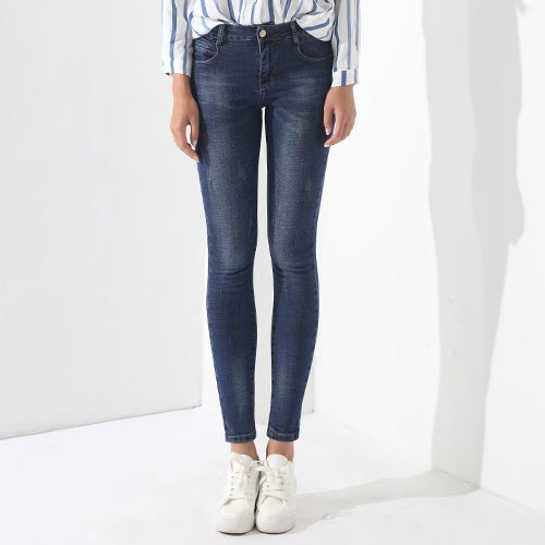 Skinny Jeans Female Denim Pants Women's Basic Jeans Feminino Vaqueros Mujer Ladies Jean Femme Clothing Women Spring 1229