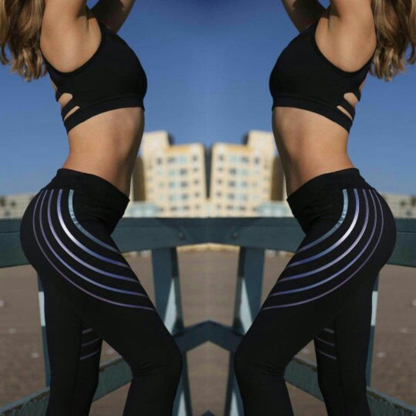 Women Fitness Leggings Stretch Workout Pants Trousers Skinny New Hot Fashion Pant