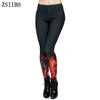 fitness leggings for fitness 2020 New Fashion Women's Autumn And Winter High Elasticity And Good Thick Velvet unicorn BTS