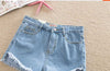 S-4XL 5XL Denim Women Sexy Shorts 2020 Summer Destroyed Shorts Jeans Plus Size High Waisted Jeans Short Feminino Fashion