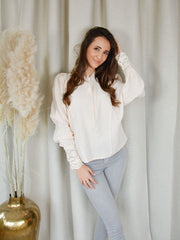 Amy blouse beige
