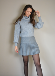 Kate skirt grey