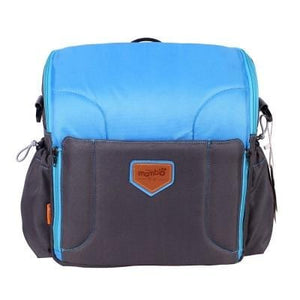 2 IN 1 PORTABLE BABY BOOSTER SEAT DIAPER BAG