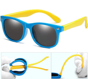 Fashion Polarized Kids Sunglasses  {UV400 Protection}