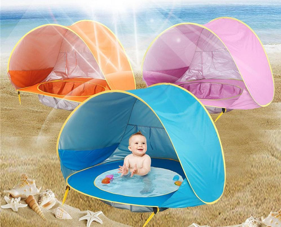 Baby Beach Tent {UV Protection}