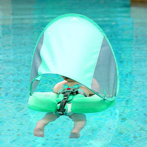 Premium Float Swim Trainer® 2.0 (FREE Canopy Included)