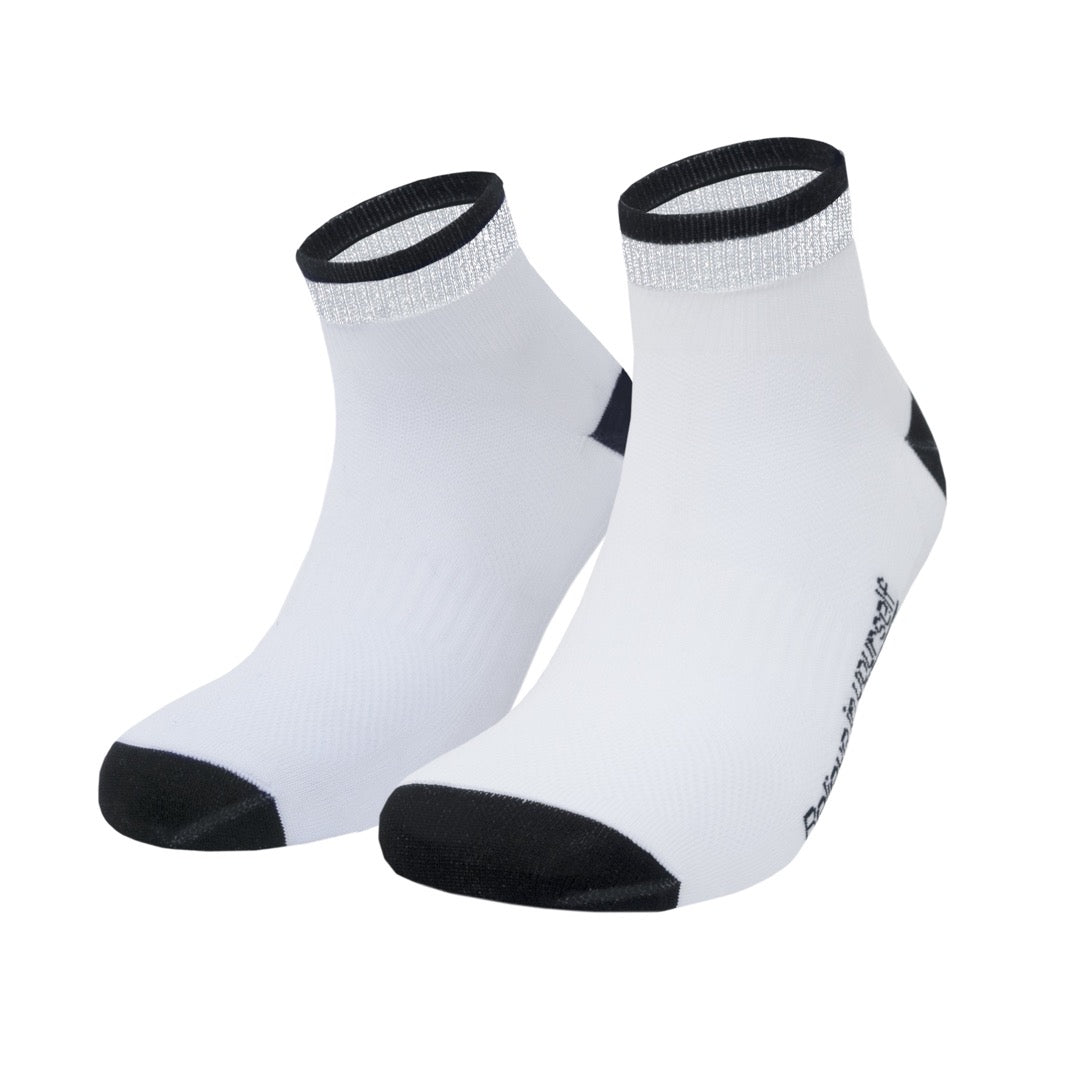 Cycling Performance Socks short *reflective black