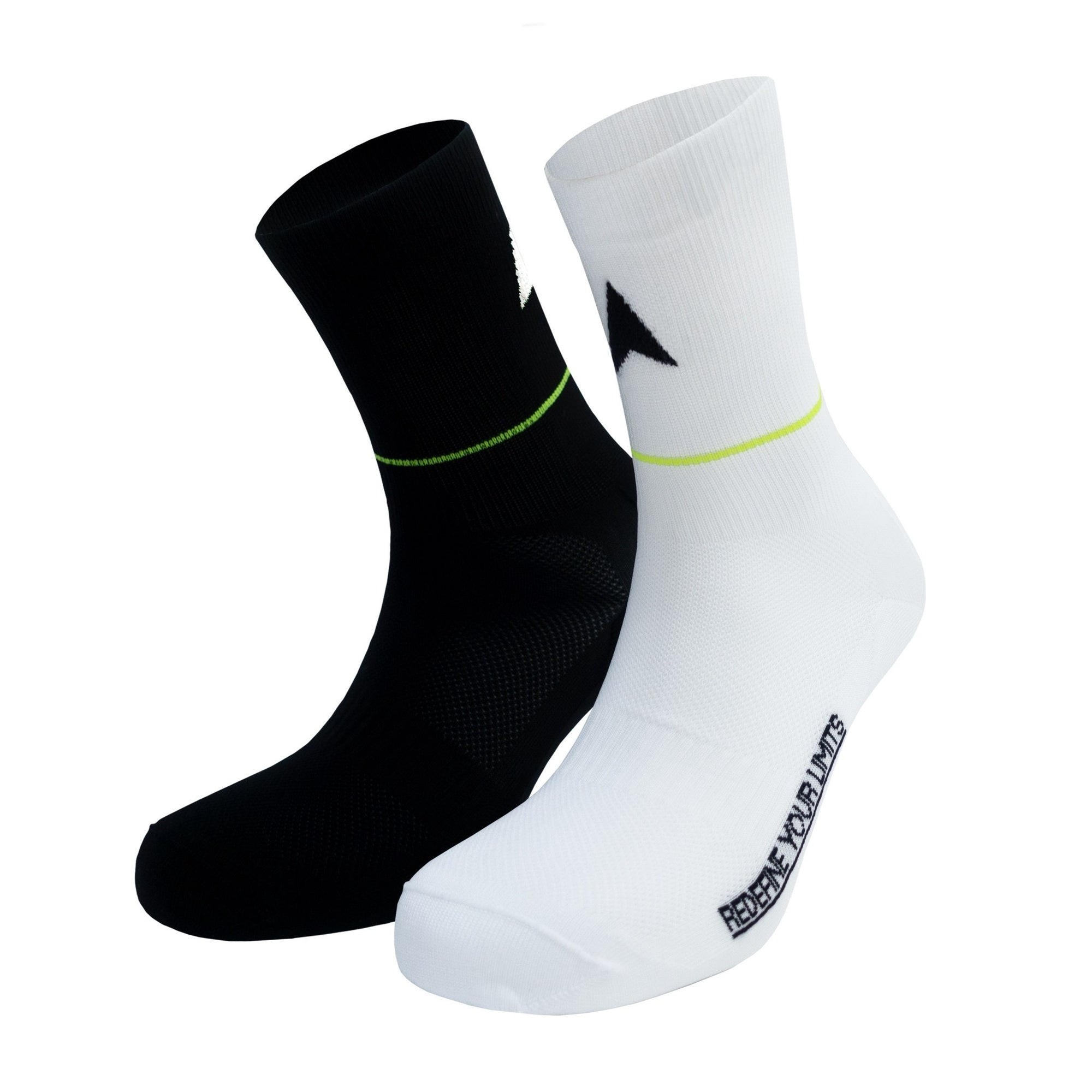 Statement Socks *black and white