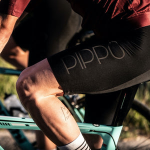 PIPPO Bib Short Clean Cut Men - De Ronde