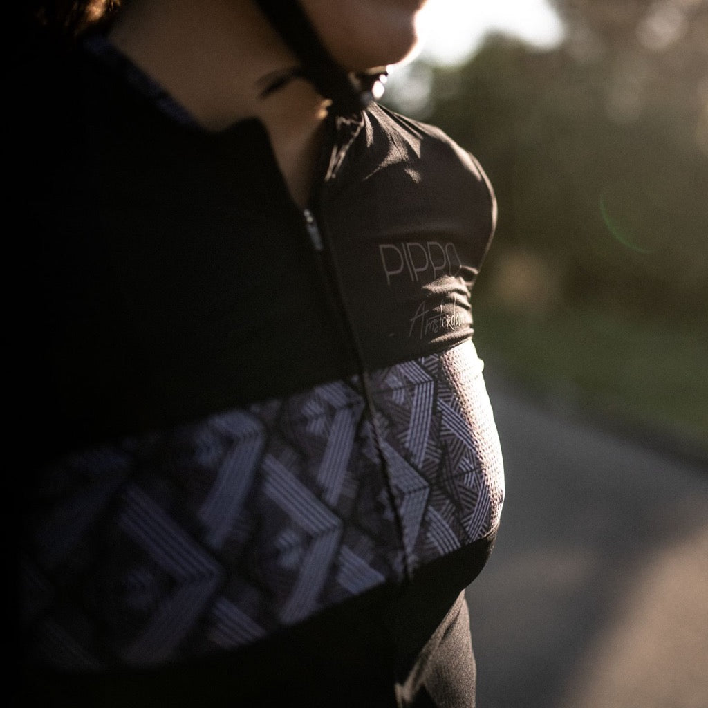 PIPPO Cycling Jersey Women - Alpe d'Huez