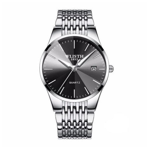 Hector Gill Stainless Steel Watch