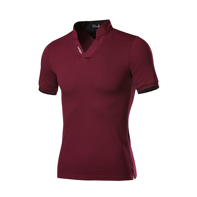 Slim Fit Casual Polo Shirt