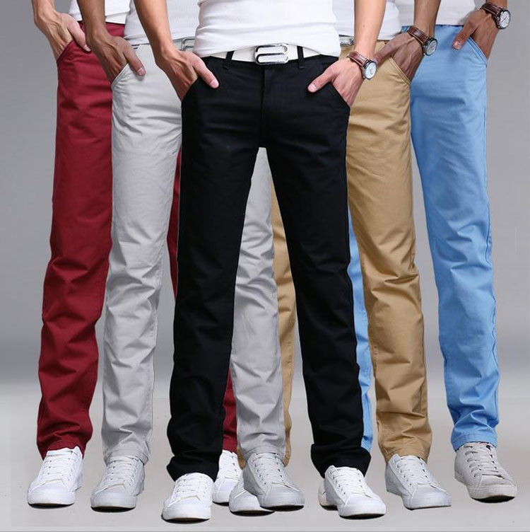 Fashion Essential Slim Fit Chinos