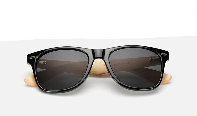 Gentleman's Special Edition Bamboo Sunglasses