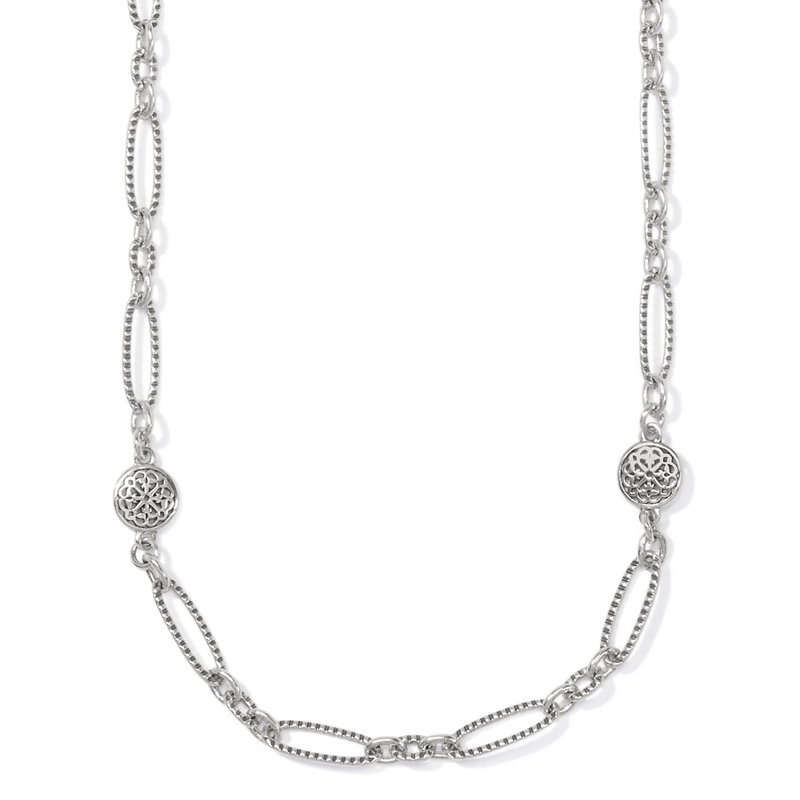 Ferrara Link Long Necklace