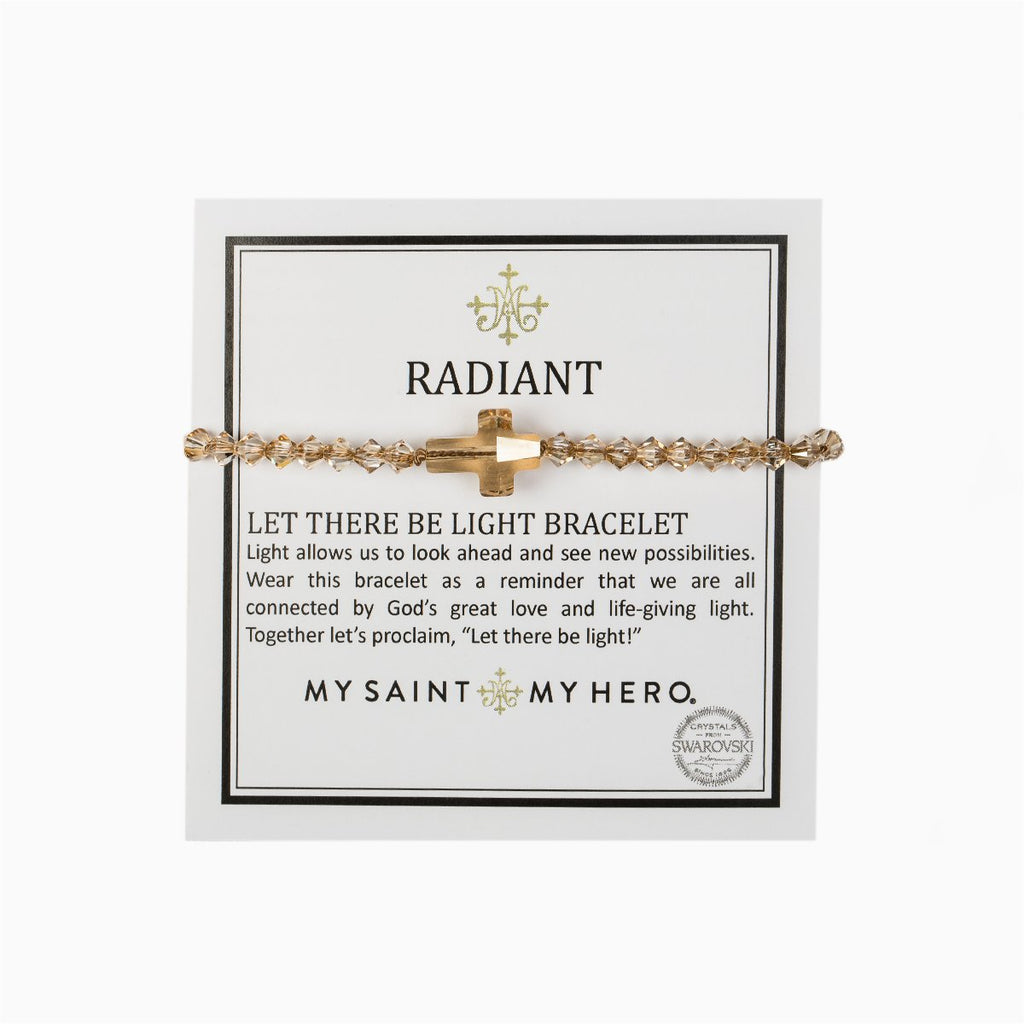 Radiant Let There Be Light Bracelet