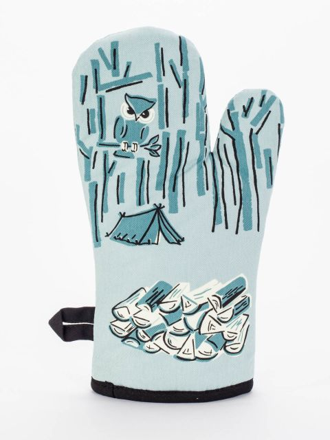 Blue Q Get Stuff Done Oven Mitt