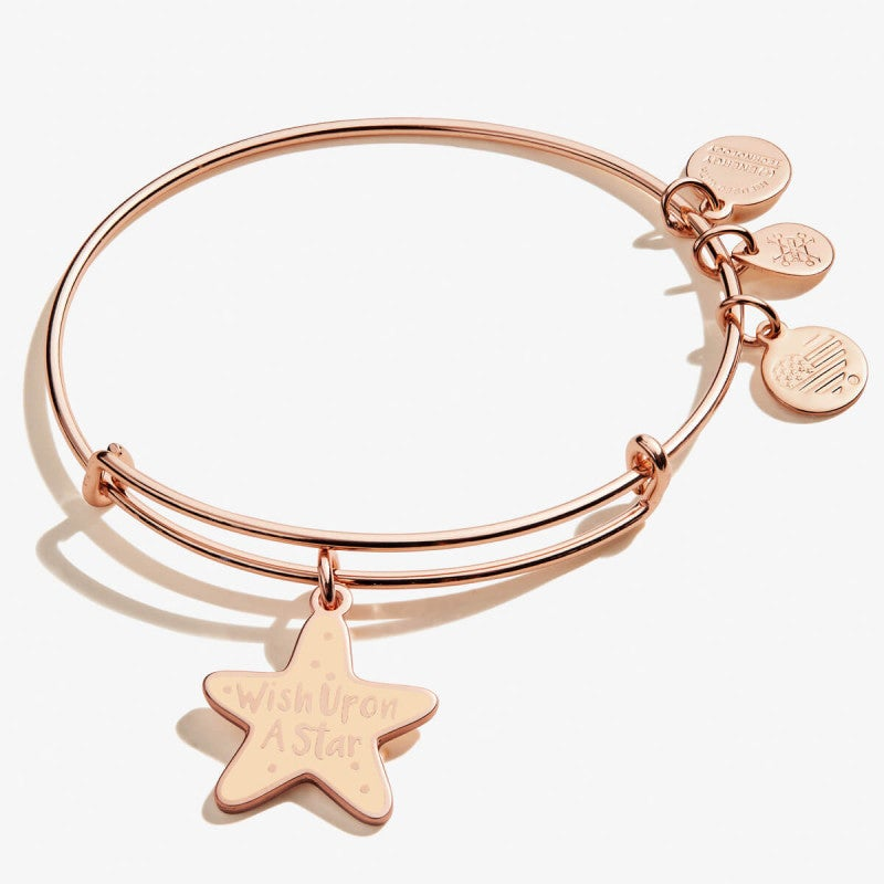 Wish Upon a Star Bangle Bracelet