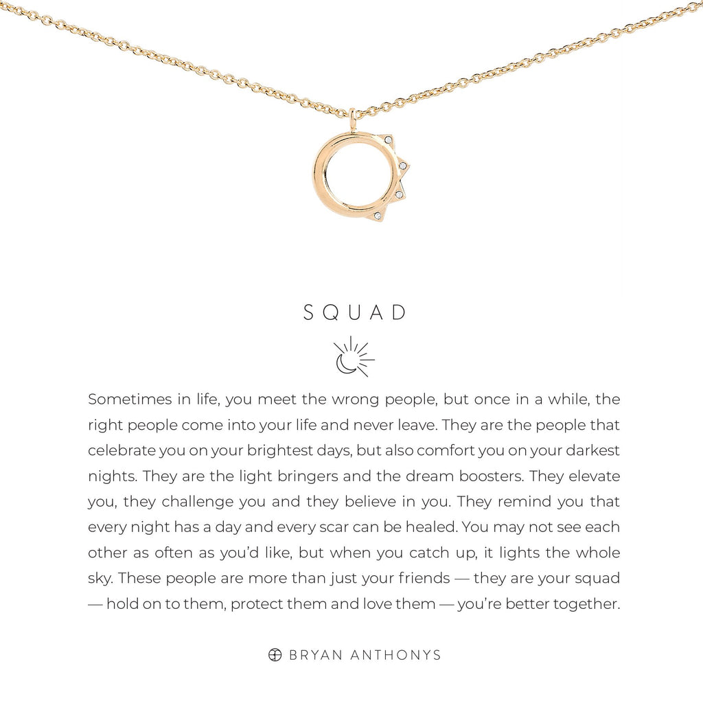 Squad Necklace