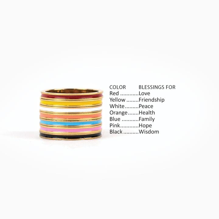 Blessing Band Ring