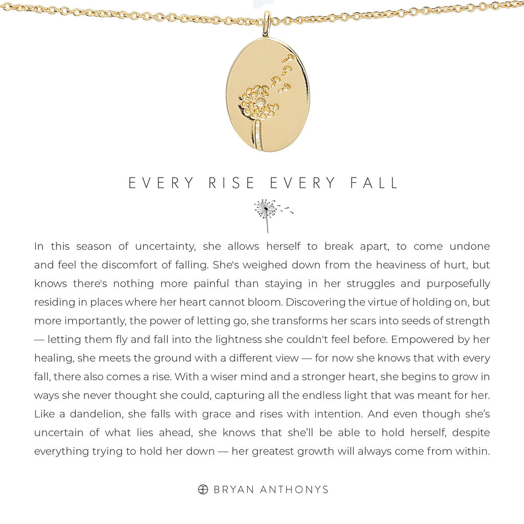 Every Rise Every Fall Necklace