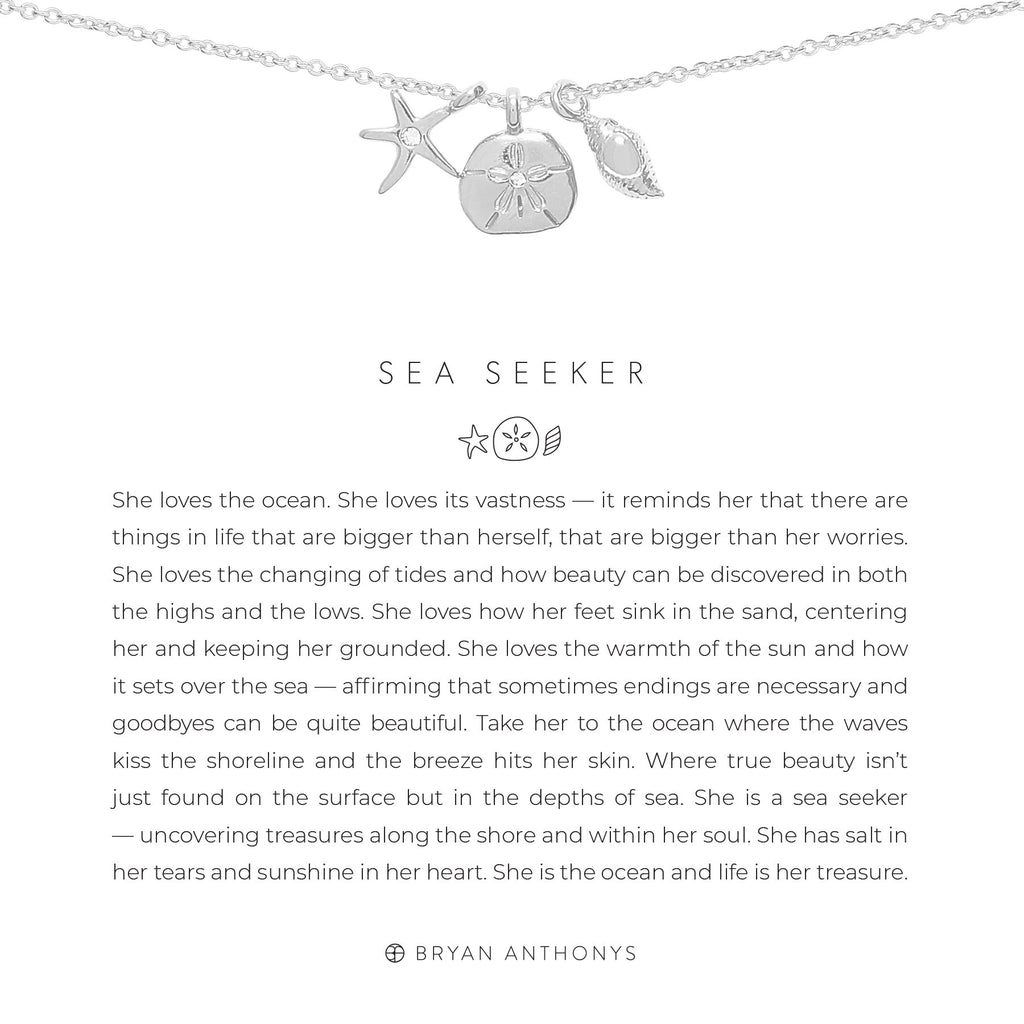Sea Seeker Necklace