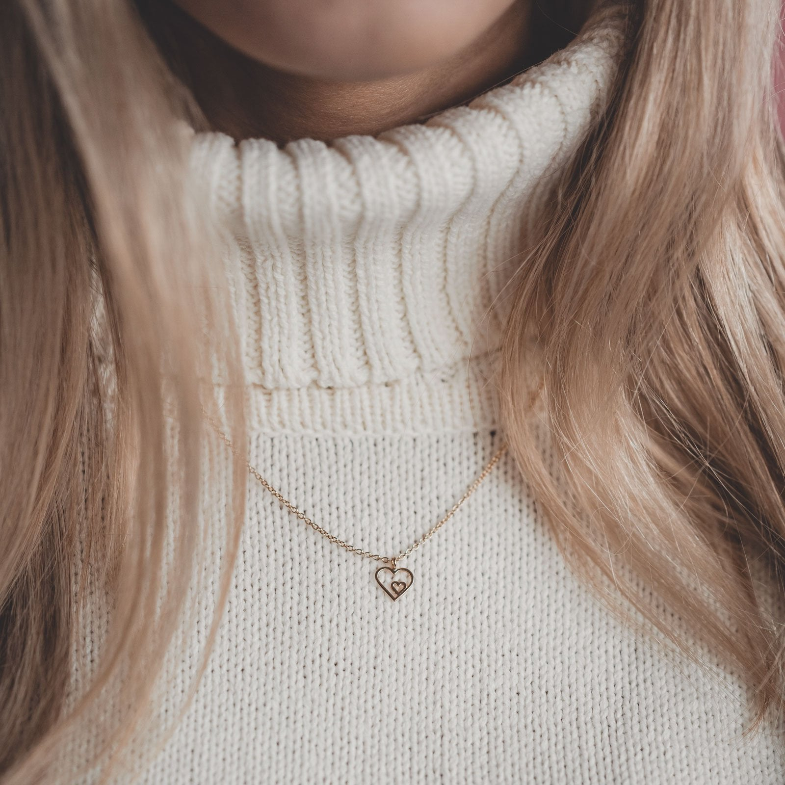 Always In My Heart Necklace