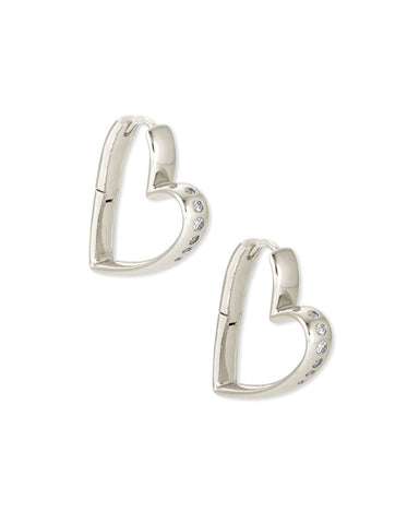 Ansley Small Hoop Earrings