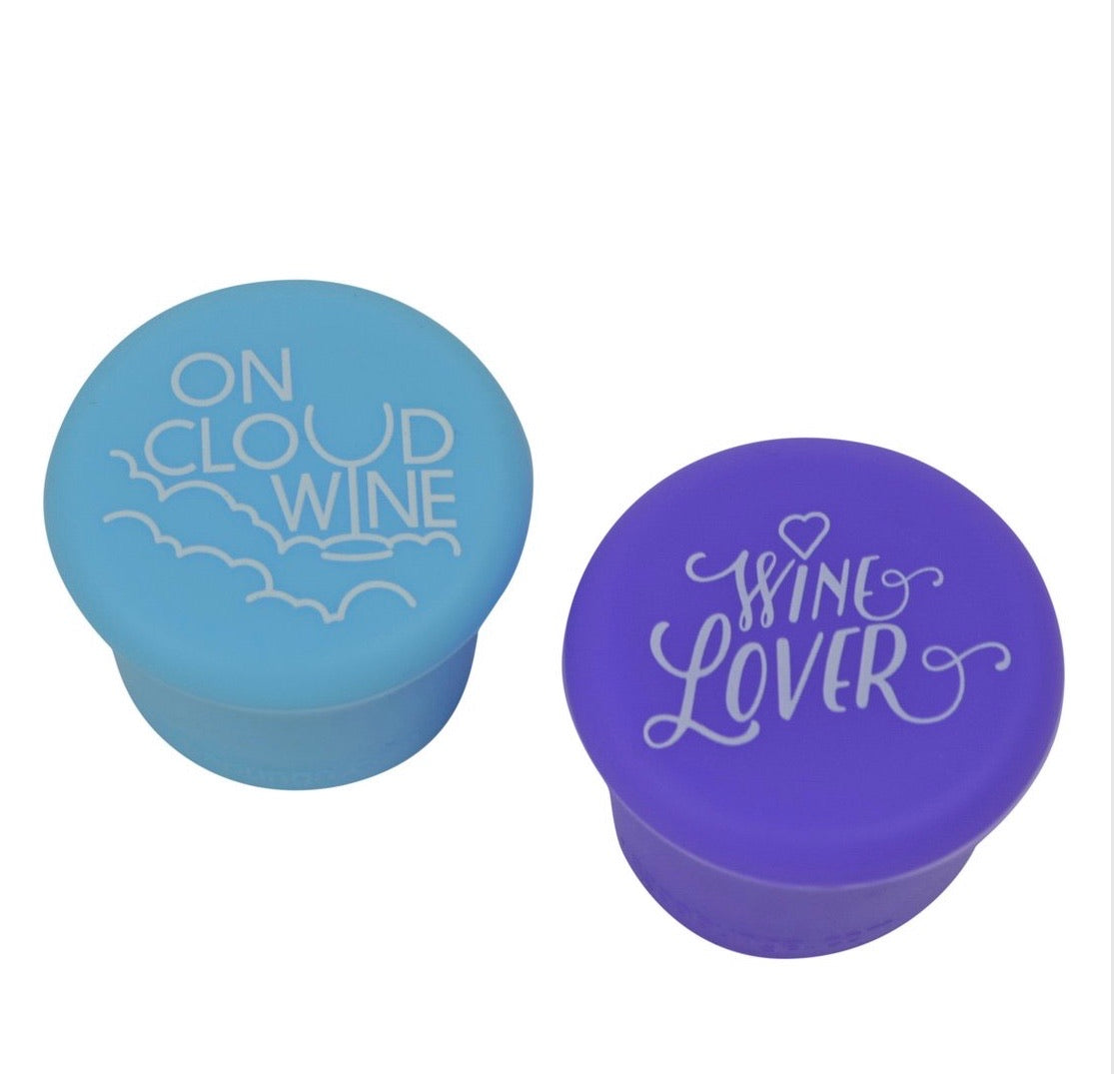CapaBunga Reusable Wine Stoppers