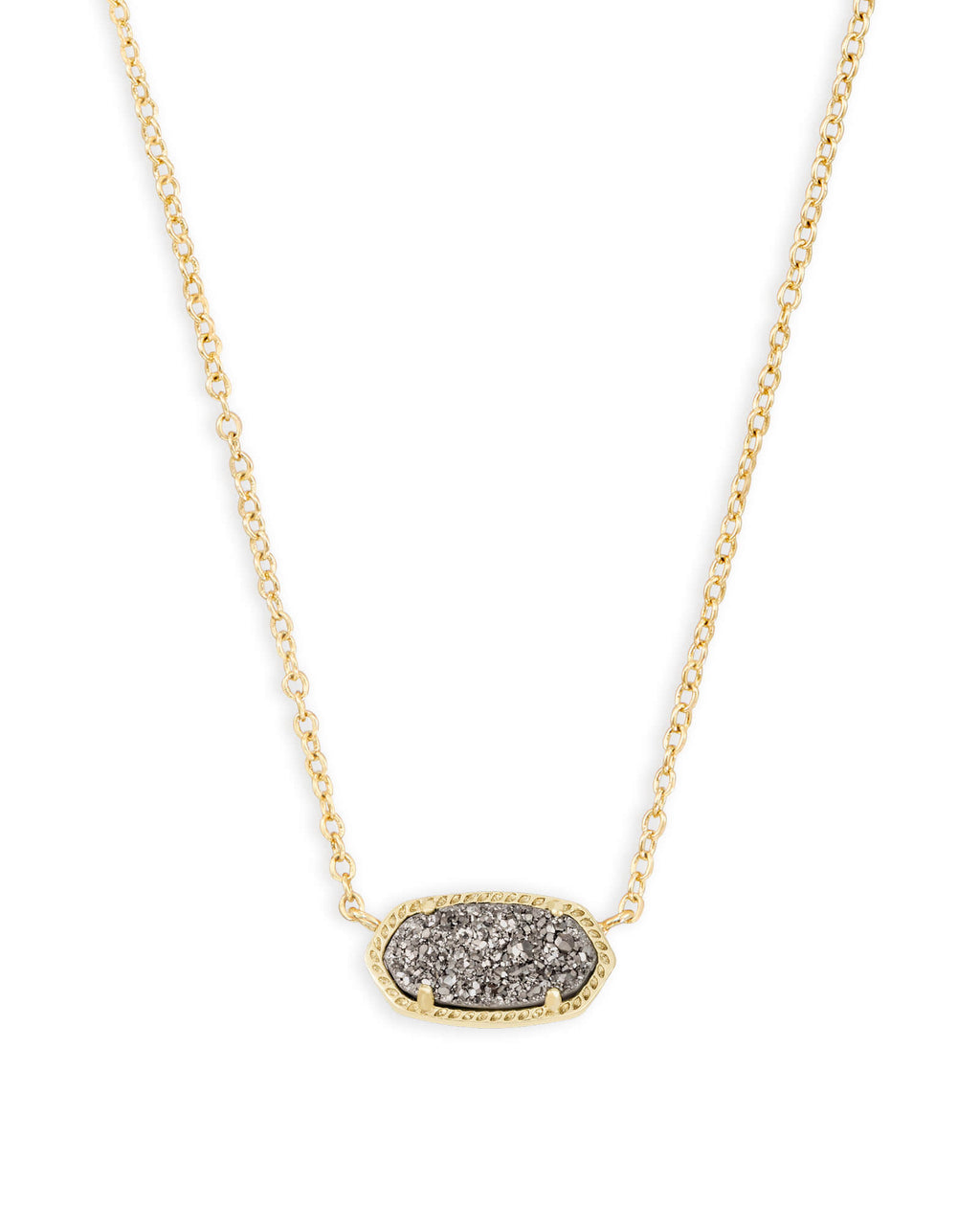 Elisa Necklace- Gold
