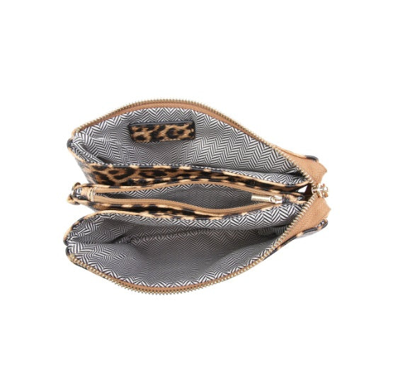 Riley On The Go Crossbody/Wristlet