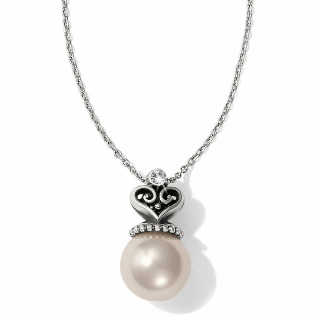 Alcazar Pearl Short Necklace