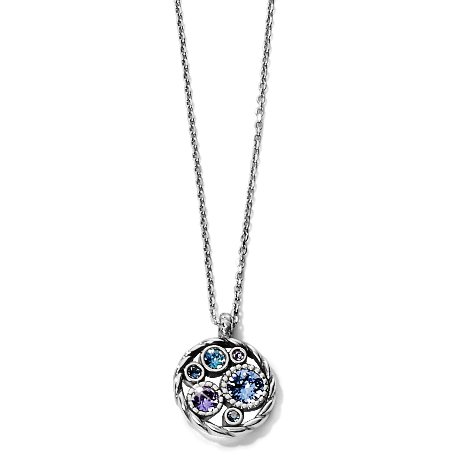 Halo Petitie Necklace