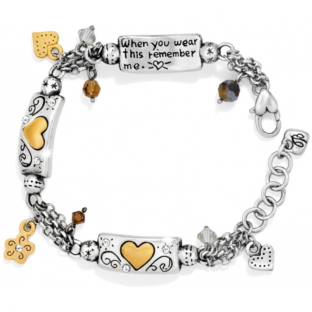 Remember Your Heart Bracelet