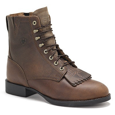Ariat Boots Womens Heritage Lacer