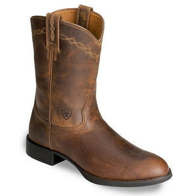 Ariat Boots Mens Heritage Roper