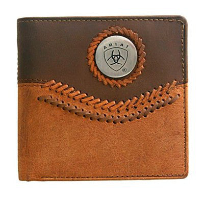 ARIAT WALLET BIFOLD 2101A
