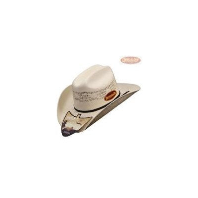 Brigalow Hat Kids Straw Medium