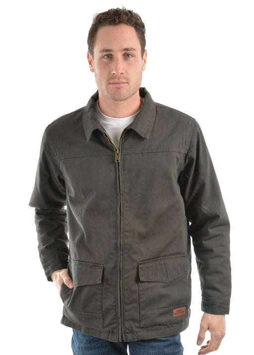 Pure Western Men's Canvas Jacket