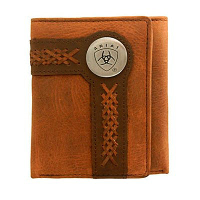 ARIAT WALLET TRIFOLD 3102A