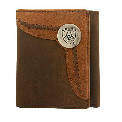 ARIAT WALLET TRIFOLD 3103A