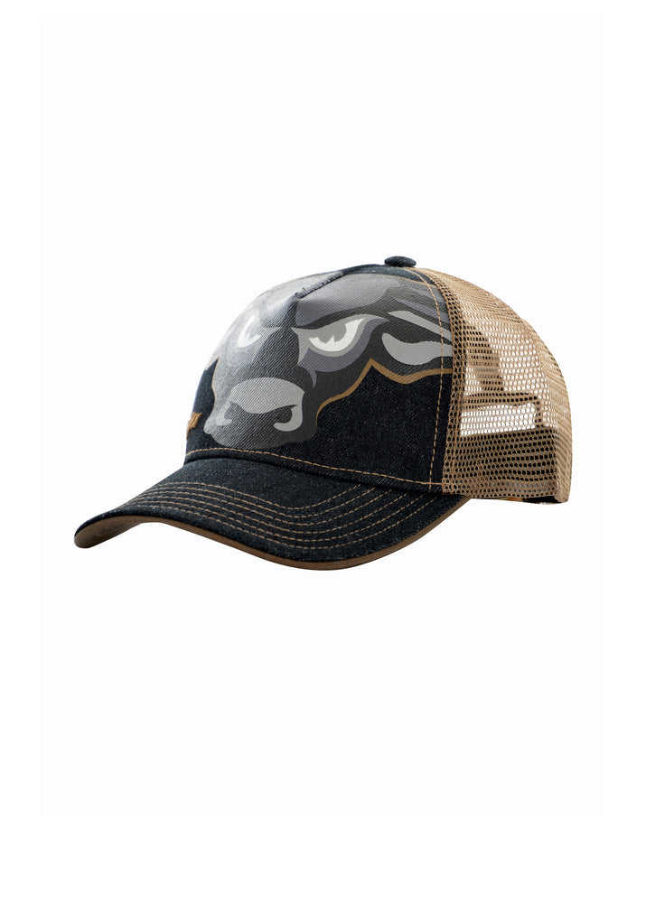Cap Wrangler Boy Denim Black