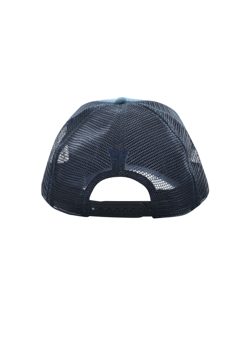 Cap Wrangler Boy Denim Blue