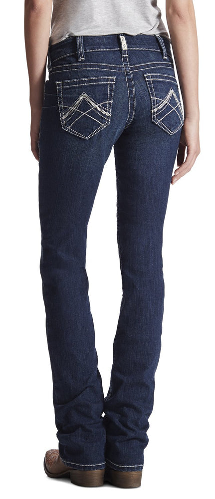 Ariat R.E.A.L. Ocean Icon Straight Leg Jean