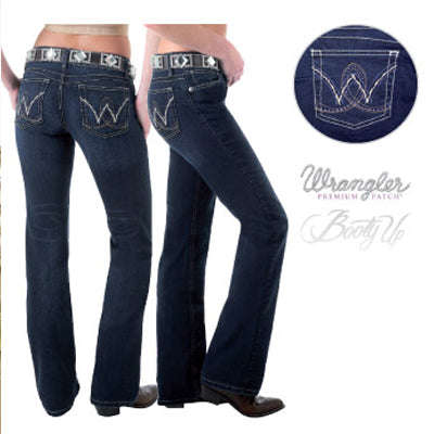 Wrangler Jeans Women's Booty Up Mae