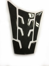 Load image into Gallery viewer, Yamaha R1 YZF-R1 real carbon fiber tank Protector pad Decal Sticker trim decal