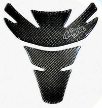 Load image into Gallery viewer, Real Real Carbon Fiber tank pad Protector Sticker trim fits Kawasaki Ninja ZX10R