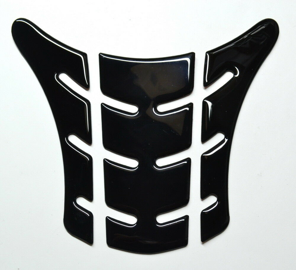 Piano Black tank Pad Protector fits Ducati Monster 696 795 796 1100