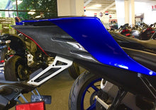 Load image into Gallery viewer, Real carbon fiber tail fairing trim pad Fit Yamaha YZF-R6 tank Protector set