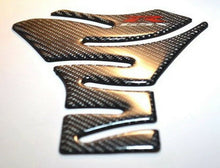 Load image into Gallery viewer, Suzuki GSX-R 600 GSX-R600 Authentic Carbon Fiber Tank Protector Pad Sticker